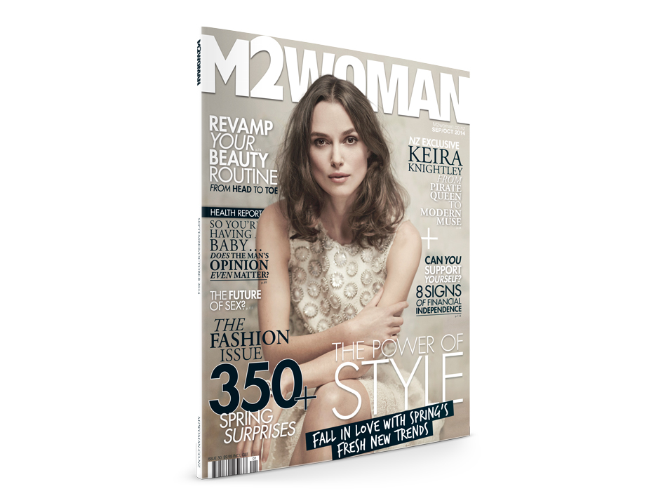 M2woman Keira Knightly