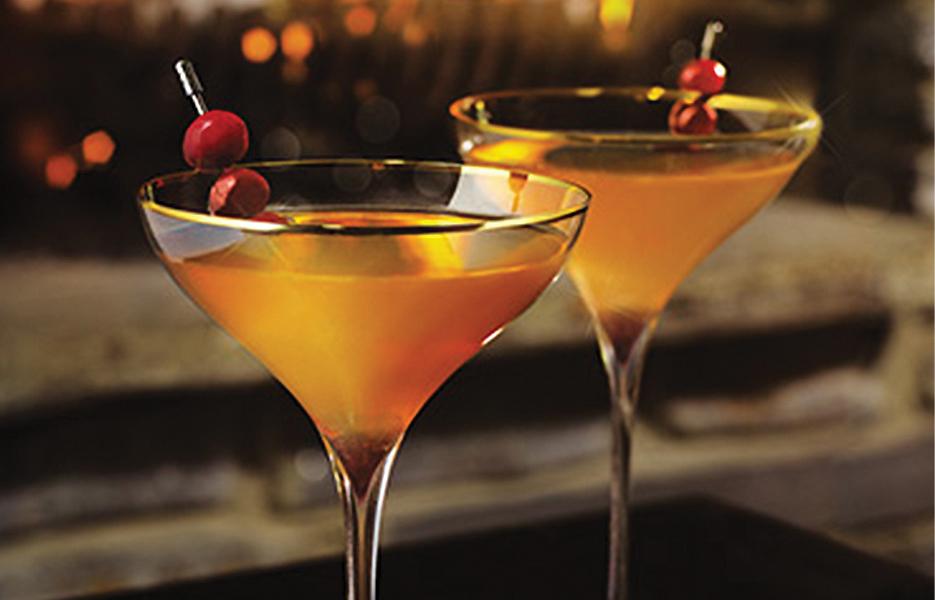 Roman Cosmo Cocktail
