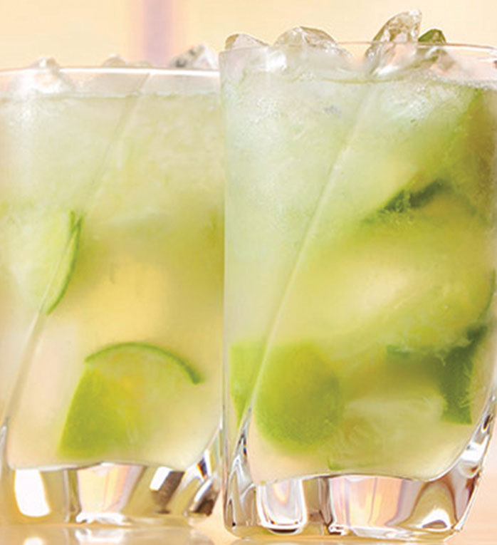 CAIPIROSKA-Lemon