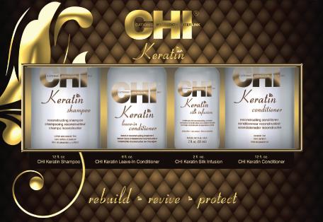 Chi-Keratin