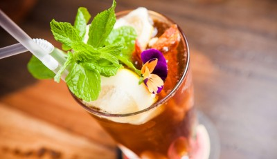 Peach Tea Daisy – Cocktail of the Week