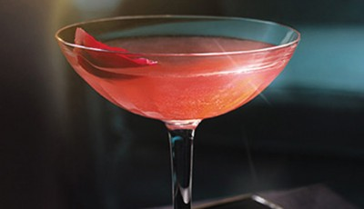 Two Flowers Martini – Cocktail of the Week
