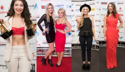Red Carpet Fashion: NZ Music Awards