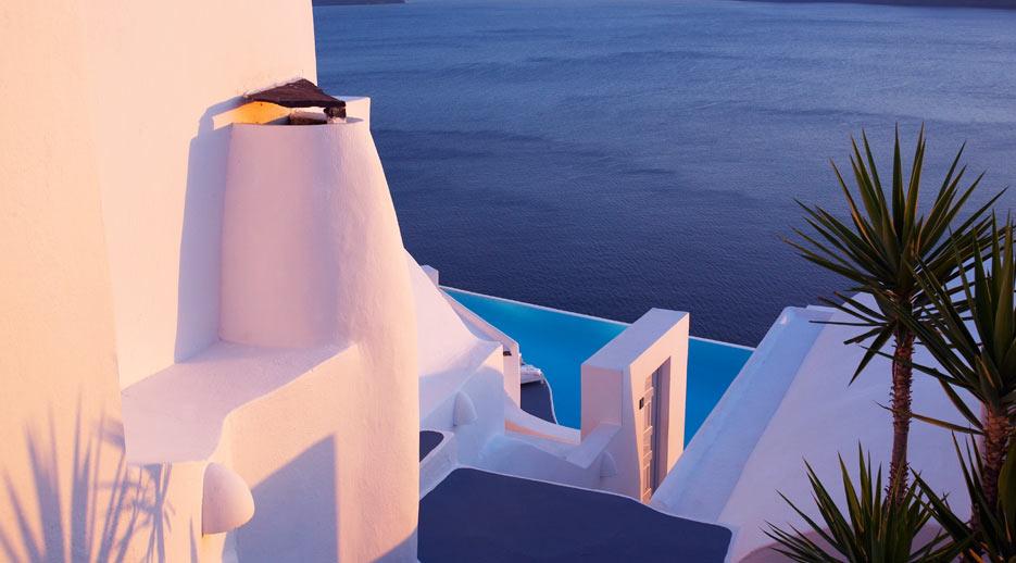 Santorini-sunlight