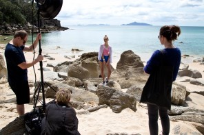 M2woman Fashion: Behind the Scenes