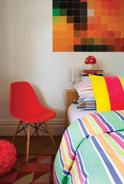 Bedroom-Orange