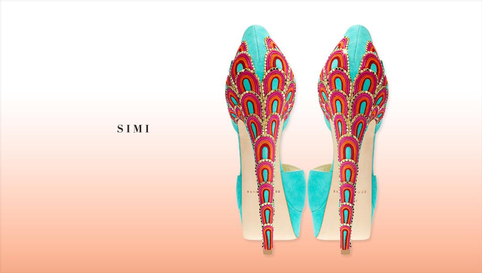 Brian Atwood Resort BA 2015 lookbook high heels (10)