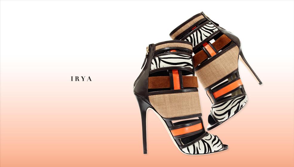 Brian Atwood Resort BA 2015 lookbook high heels (8)