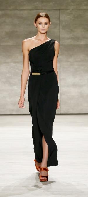 Angel Sanchez - Runway - Mercedes-Benz Fashion Week Fall 2015 (3)