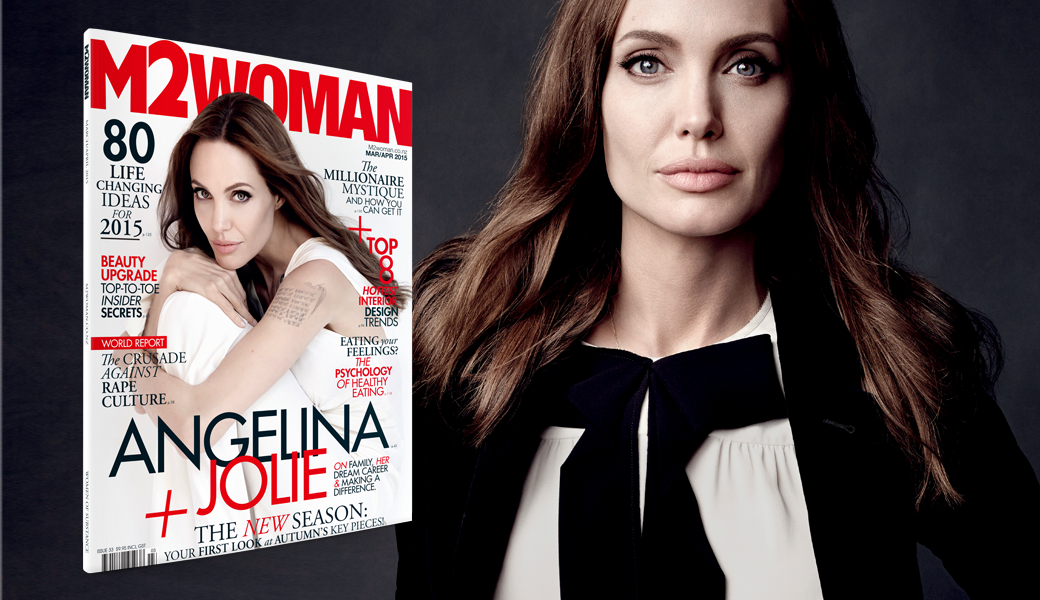 Angelina-Jolie-M2woman-Cover