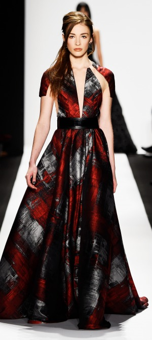 Carmen Marc Valvo Runway Mercedes Benz Fashion Week Fall 2015 M2now (12)