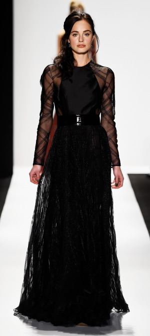 Carmen Marc Valvo Runway Mercedes Benz Fashion Week Fall 2015 M2now (18)