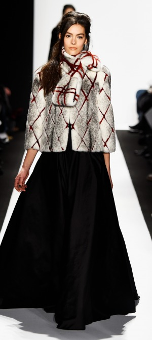 Carmen Marc Valvo Runway Mercedes Benz Fashion Week Fall 2015 M2now (21)