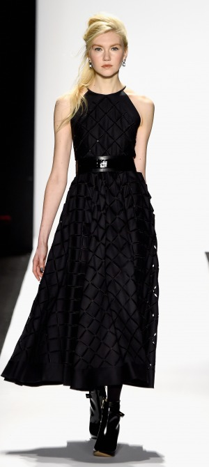 Carmen Marc Valvo Runway Mercedes Benz Fashion Week Fall 2015 M2now (8)