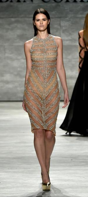 Idan Cohen - Runway - Mercedes-Benz Fashion Week Fall 2015 (2)