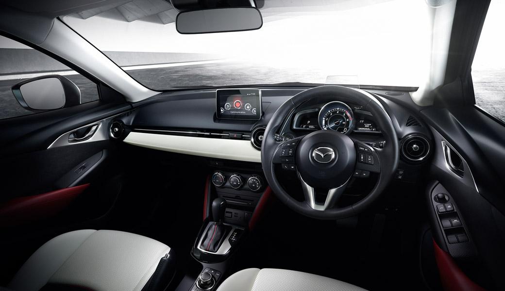 Interior-CX-3