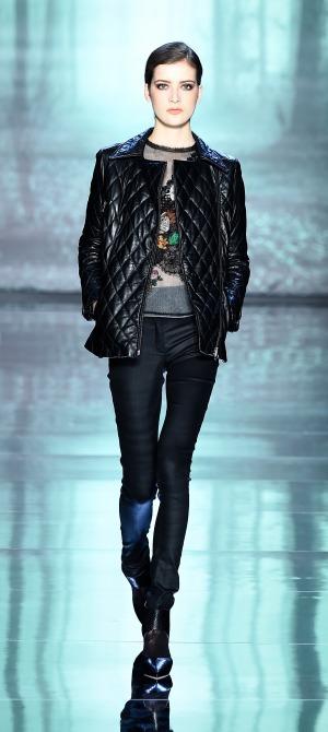 Nicole Miller - Runway - Mercedes-Benz Fashion Week Fall 2015 (1)