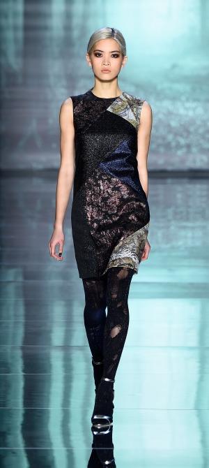 Nicole Miller - Runway - Mercedes-Benz Fashion Week Fall 2015 (2)