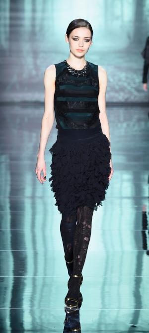 Nicole Miller - Runway - Mercedes-Benz Fashion Week Fall 2015 (3)
