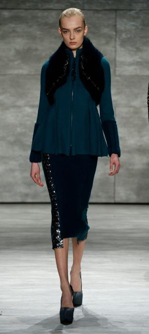 Son Jung Wan - Runway - Mercedes-Benz Fashion Week Fall 2015 (2)