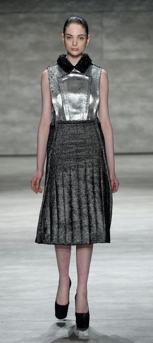 Son Jung Wan - Runway - Mercedes-Benz Fashion Week Fall 2015 (3)