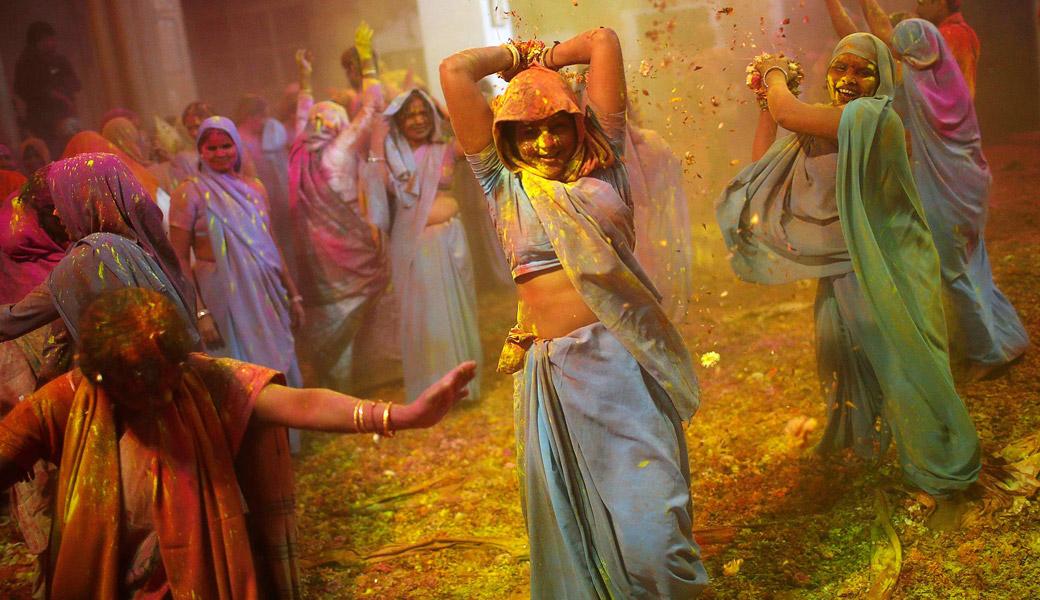 Holi Festival Widoes india