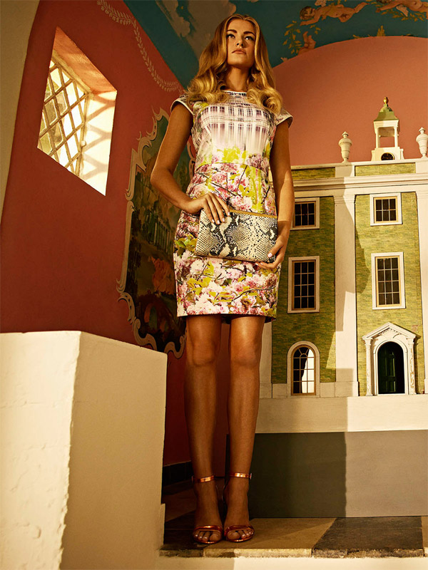 ted baker interior Design dollhouse