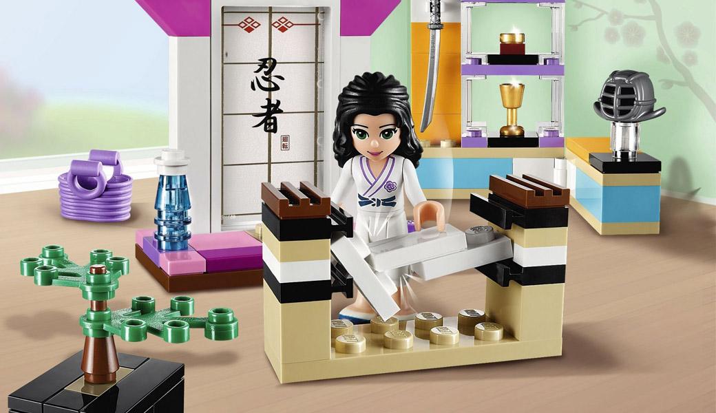Lego-Friends-Karate