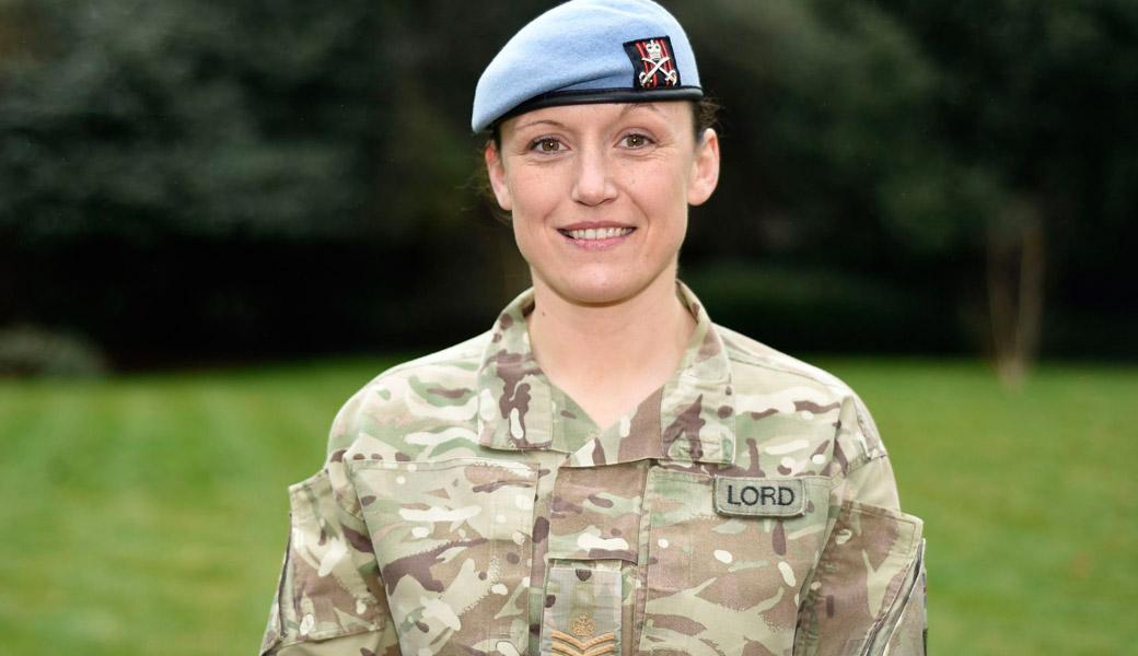 Staff-Sergeant-Kate-Lorde-Training