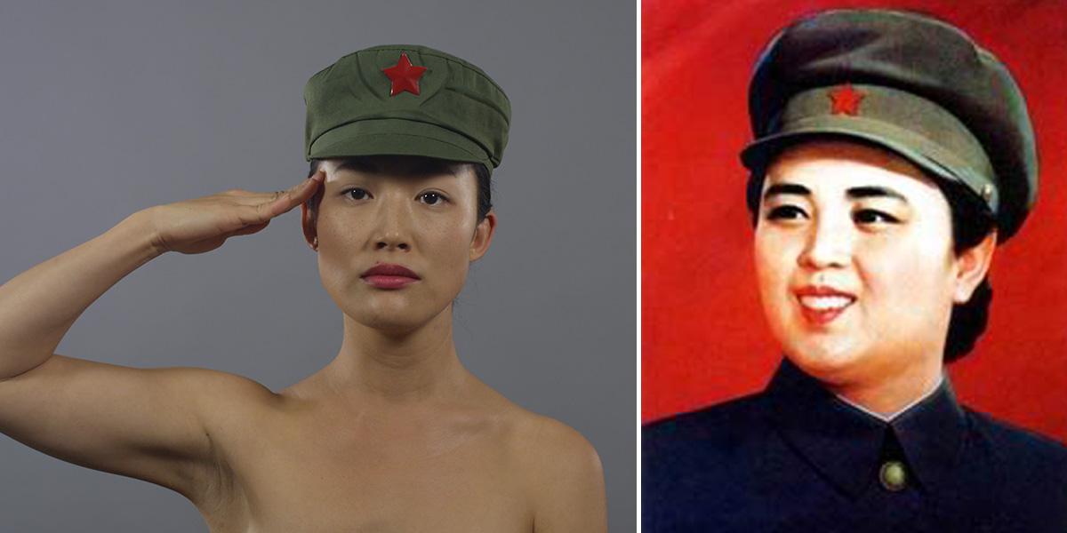 The Cut North Korea South Korea Beauty 100 Years Hair (5)