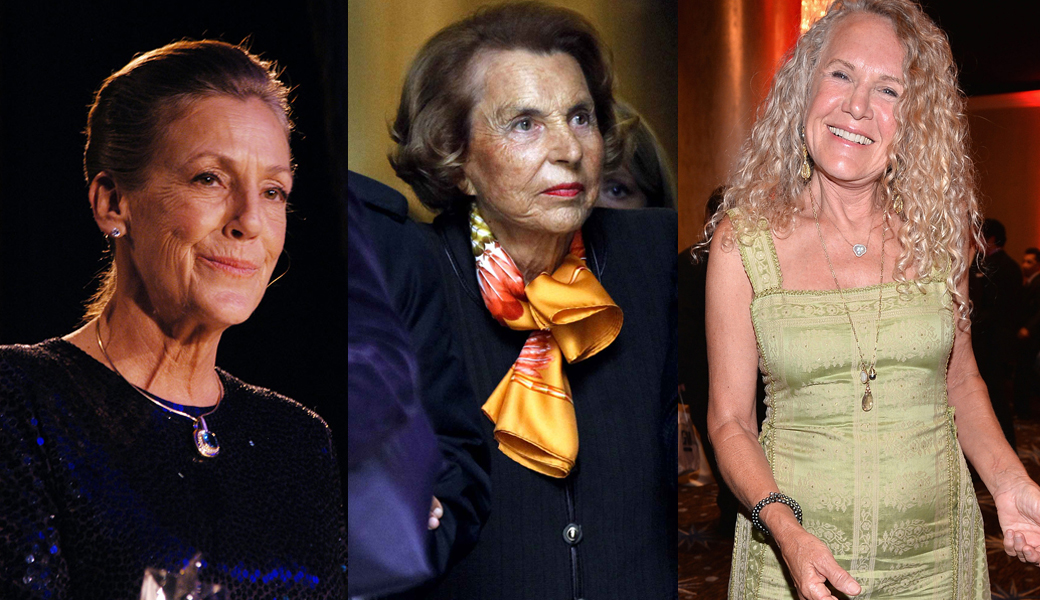 Top-5-Most-Wealthiest-Women