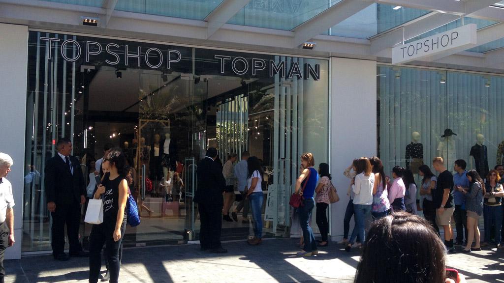 Top-Shop-Queen-Street-Bouncers