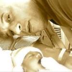Vin Diesel Paulina Baby Photo