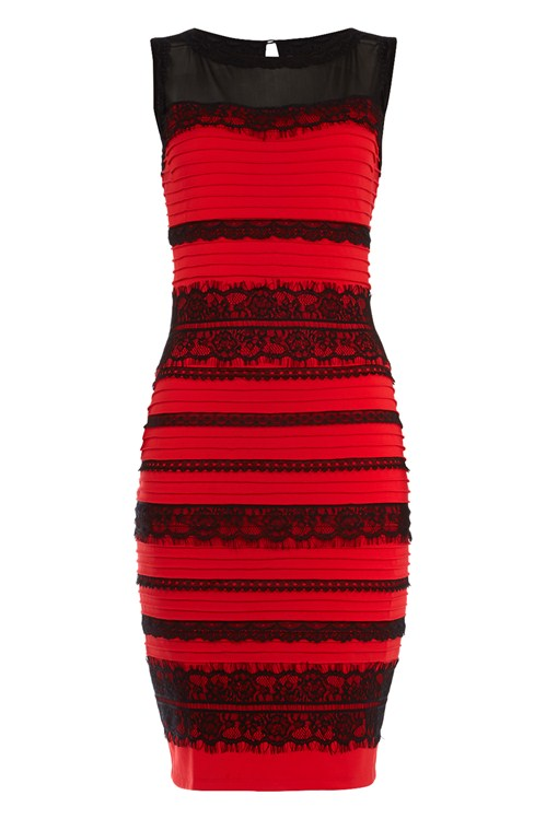 thedress twitter red and black (1)