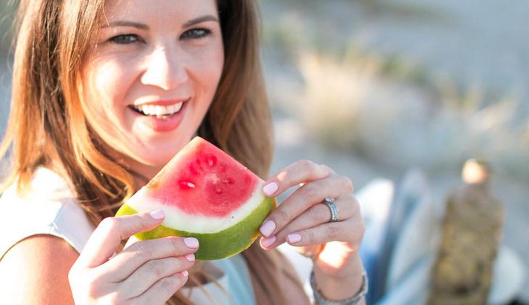 Real Food Pledge Watermelon