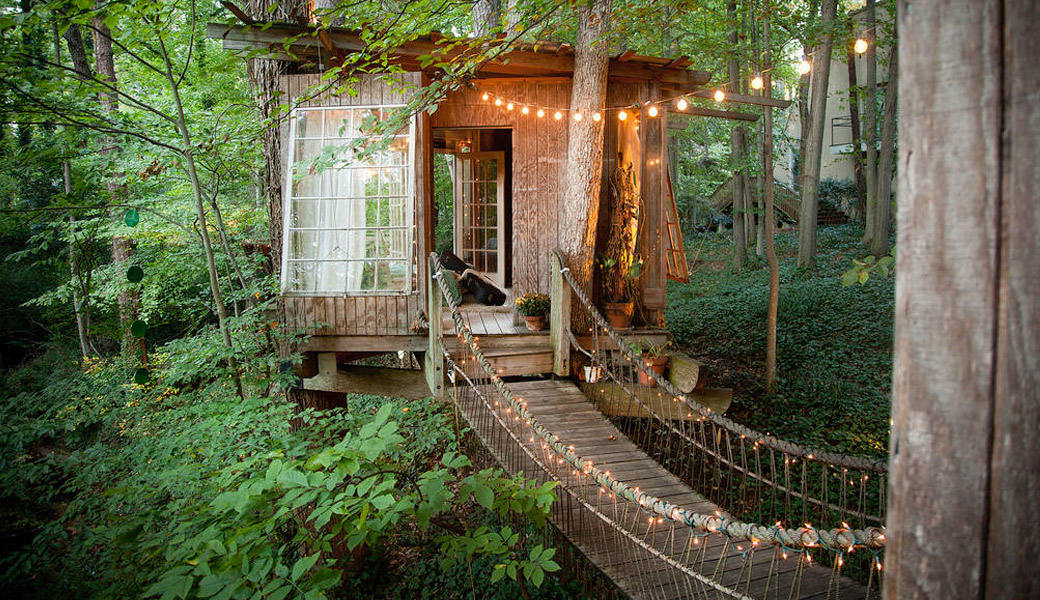 Air-BNB-Treehouse