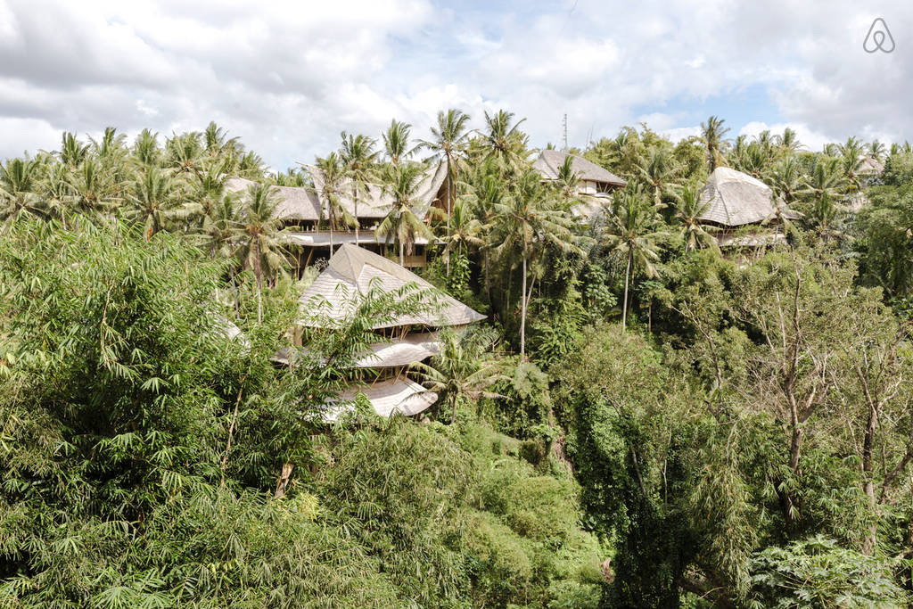 All Bamboo House in Bali, Indonesia (2)