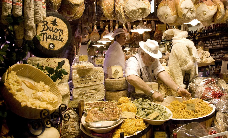 Bologna, Italy food