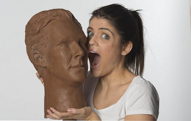 Chocolate Benedict Cumberbatch (2)