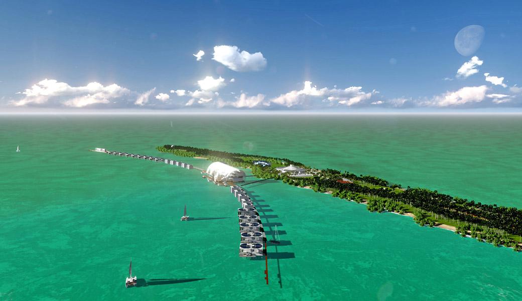 Leonardo-Dicaprio-eco-resort-render