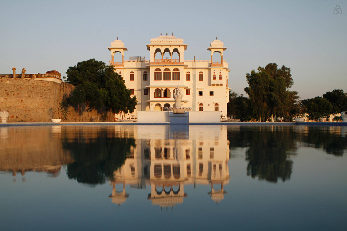 Luxury Castle in Rajasthan, India