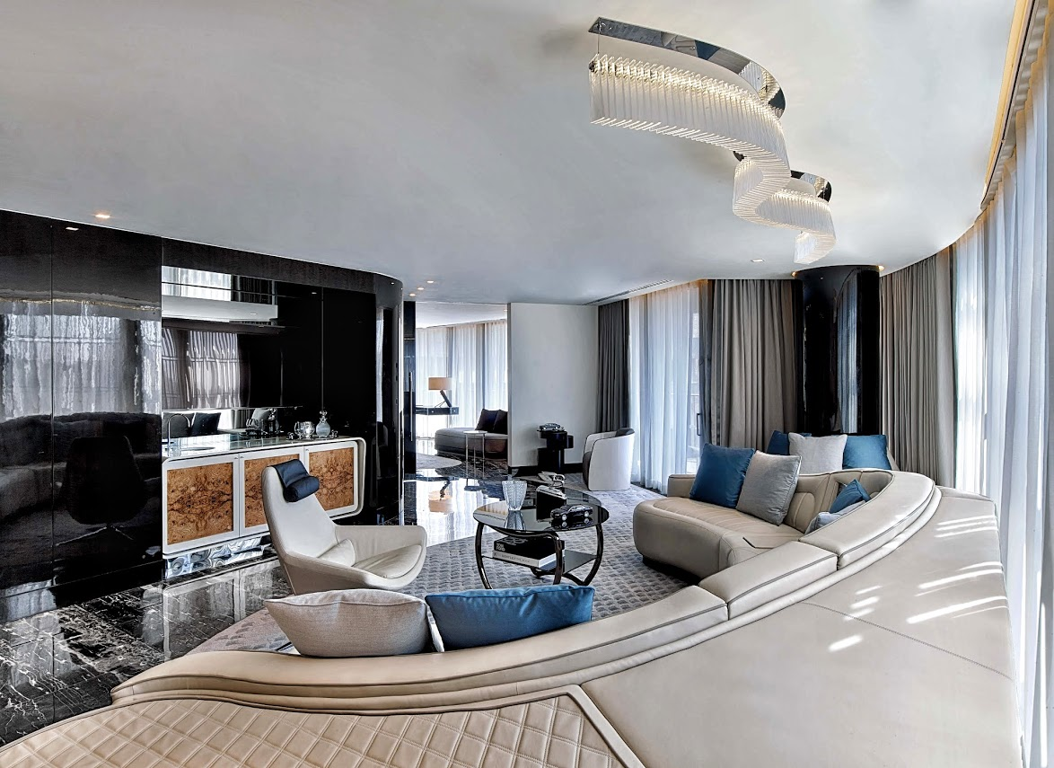 New Bentley suite debuts at the St. Regis Istanbul 1