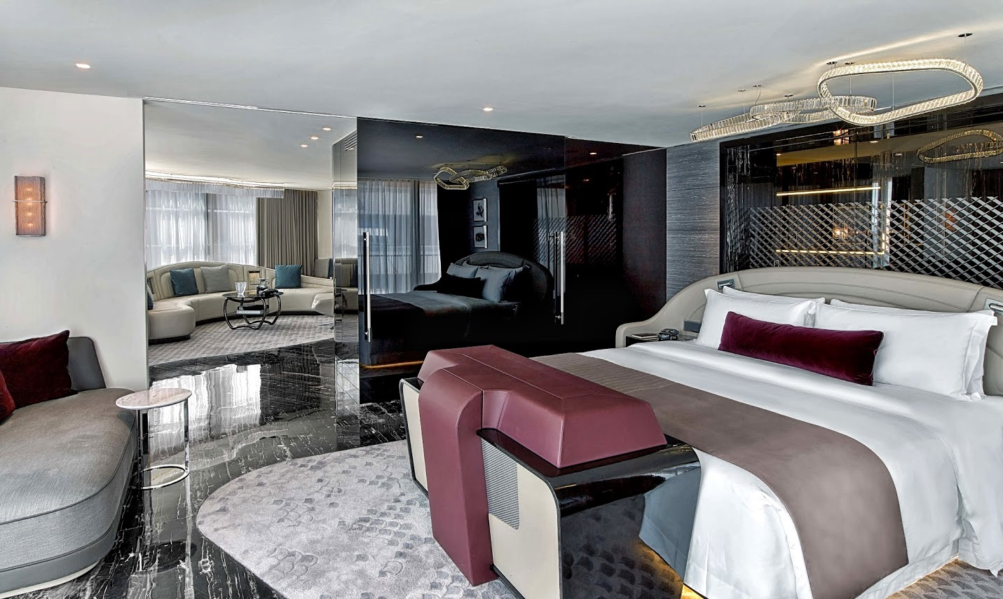 New Bentley suite debuts at the St. Regis Istanbul 2