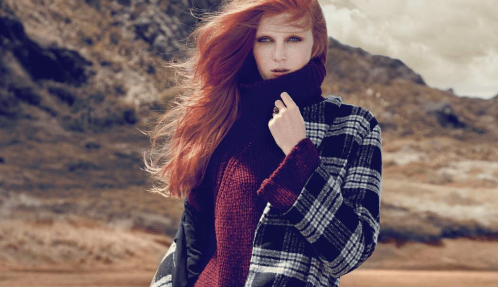 Redhead-fashion