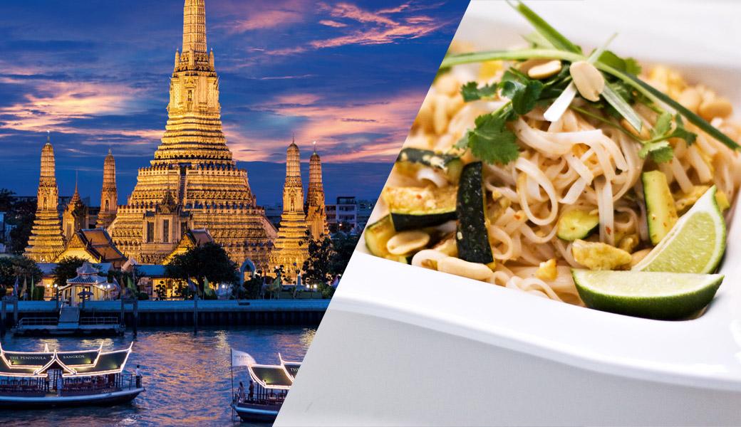 padthai Bangkok Food
