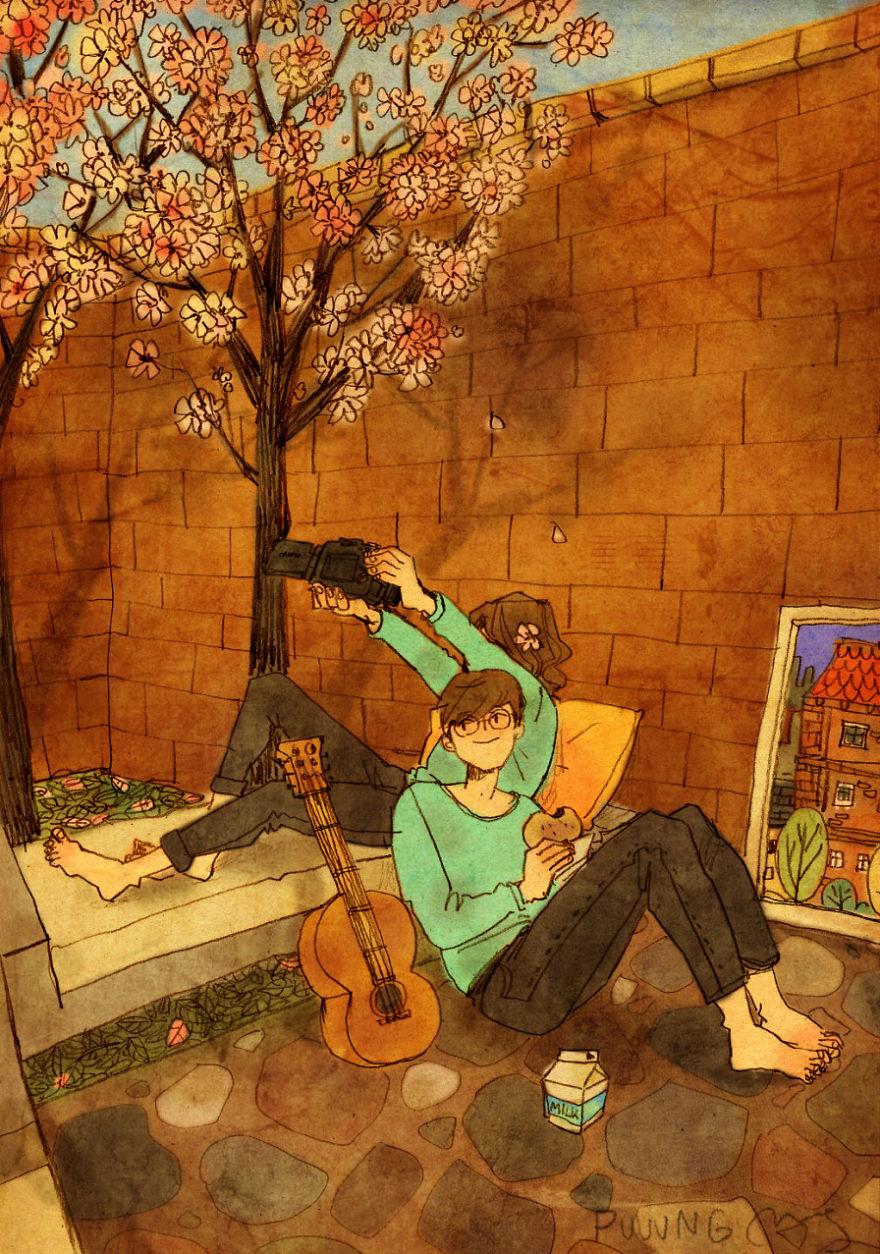 sweet-couple-love-illustrations-art-puuung-34__880