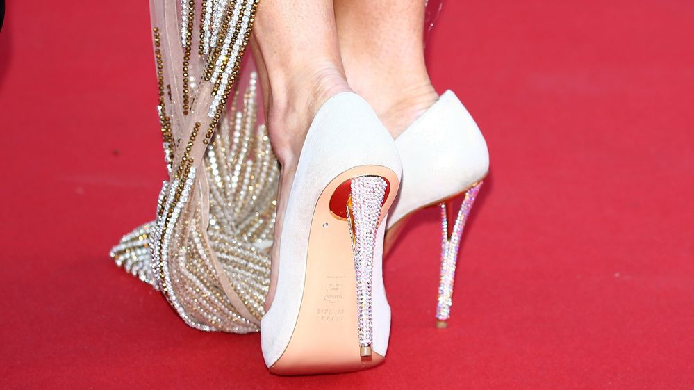Cannes film festival 2015 heels jewels