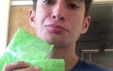 Tampons-guy Jose Garcia