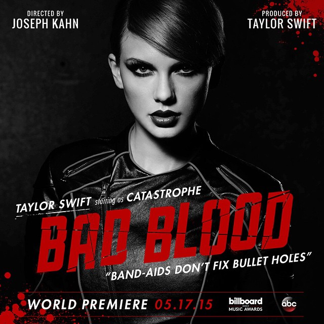 Taylor Swift Bad Blood catastrophe
