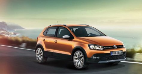 Cross-Polo-Volkswagon-drive